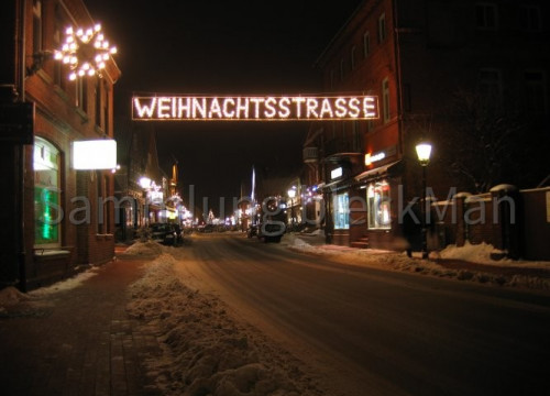 Weihnachtsstraße 2010