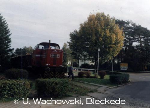 HEW Güterzug Bahnhof Alt Garge