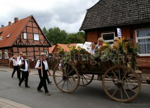 800 Jahre Umzug - Räderwagen