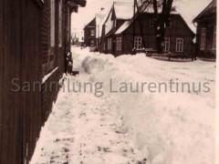 Schloßstraße - Winter 1966