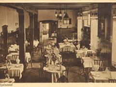 Dittmers Hotel - Speisesaal 1932