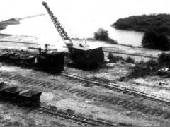 Kraftwerkbau Alt Garge