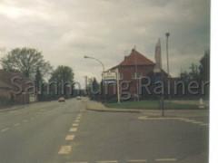 Lüneburger Straße - Kreuzung