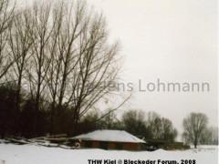 Schützenhaus Winter 1987