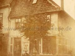 Tabak- und Cigarrenfabrik C.G. Ammen um 1900