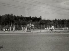 Waldbad - Spielplatz 1964