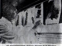 Krankenhaus 1973 - Bericht Teil 5