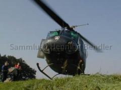 Hochwasser 2006 - Helikopter