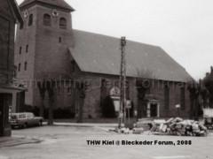 St. Jacobi-Kirche, Februar 1983