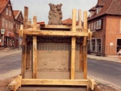 Umsetzung Kückendenkmal 1978