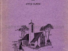 Otto Flath - Verkündigungsaltar