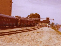 """Gedenkfahrt """"75 Jahre Eisenbahn in Bleckede"""""""