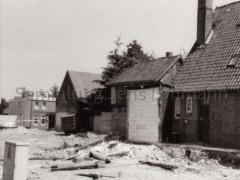"""Abriß des """"Central-Hotels"""" 1983"""