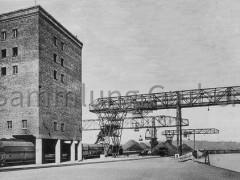 Kohlenbrecherhaus und Hafen Alt Garge