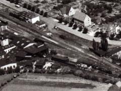 Bahnhof Bleckede 1965