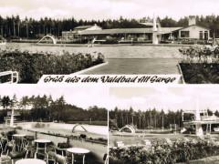 Waldbad Alt-Garge 1964