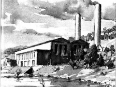 Kraftwerk Ost- Hannover