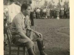 Rudolf Prack Dreharbeiten 1951