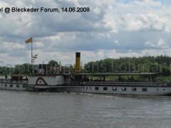 Raddampfer Kaiser Wilhelm