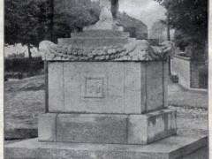 Kückendenkmal nach Errichtung
