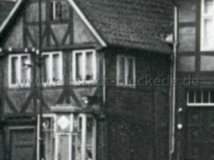 Marktplatz Tanksäule 1948
