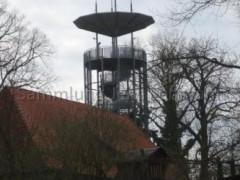 Burgturm am Schloß 2008