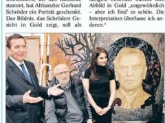 Schröder in Gold