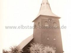 Sanierung St.-Jacobi Kirche 1958