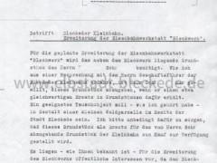 EAW Erweiterung 1941