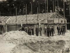 Waldbad - Bau 1964