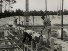 Waldbad - Bau III 1964