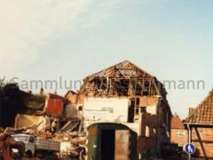 "Abriß des ""Central-Hotels"" 1983 - Rückseite"