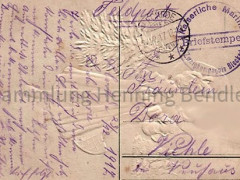 Feldpost 1917