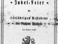 700 Jahr Feier - Festspiel Teil 1