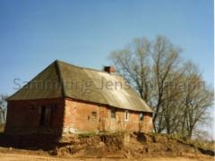 Bleicherhütte kurz vor Deichbau 1986