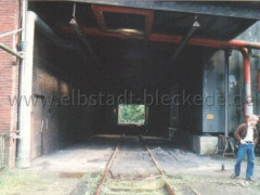 Kraftwerk Alt Garge - Gleise