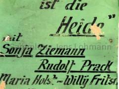 Grün ist die Heide - 1951