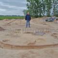 Deichbau 2008 - Ausgrabungen