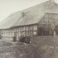 Bauernhaus - heute Aral Tankstelle