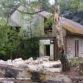 Abriß Krankenhaus 2008 - Männerstation