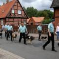 800 Jahre Umzug - Zollhundeschule