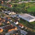 Luftaufname Bahnhof 22-07-2004