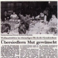 Bericht Krankenhaus Übersiedler 1989