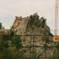 Abriß Kohlenbrecherhaus