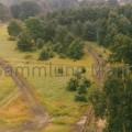 Luftaufnahme vom Kohlenbrecherhaus