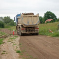 Deichbau Alt Wendischthun Mai 2008